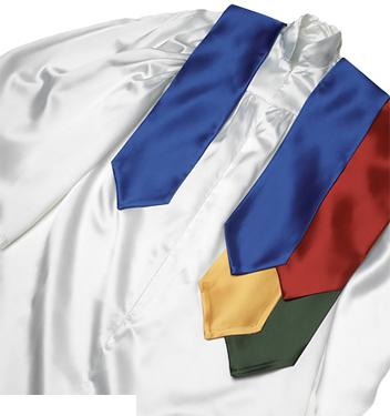 Graduation Stoles and Sashes - Custom Design Your Own Sash